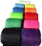 Kunststoffgipsverband in 12 Farben erhältlich