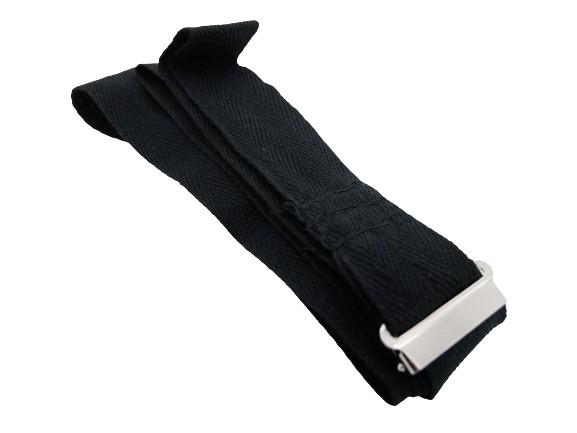 Armtragegurt Noba | schwarz | 100 % Baumwolle