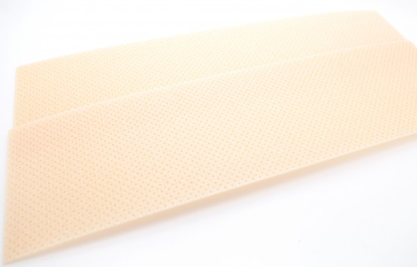 Turbocast Thermoplastisches Material micro 0,8 oder 1,6 mm Stärke→